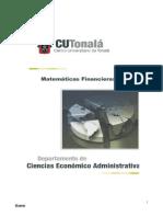 Programa Matemáticas