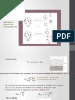 Cromatografia Masas Extraccion