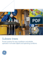GE Subsea Trees