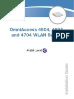 OAW-4x04 Installation Guide Rev01