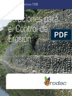 Gaviones Erosion