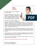 Biocurrículum o hechos y deshechos