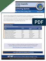 New York State School Fiscal Stress List