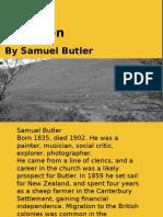 Samuel Butler-Erewhon