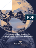 Pallas Employment Law Services
