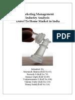 DTH Market India Report