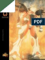 Devil's Legacy Manga