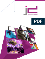 Brochure J&D Ideas, Eventos y Medios
