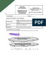 GUIA 19 DE ACTIVIDAD PDE   Inecuaciones y valor absoluto