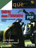 Histoire Antique #15 (Juin 2004)