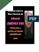 Estudios Sobre La Obra Literaria de Alberto Jiménez Ure (Actualizado, 2016) PDF