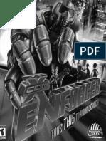 X-Com - Enforcer - Manual - PC
