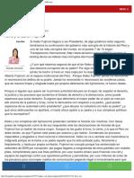 Keiko y El Ladrón Fujimori Noticias Del Perú LaRepublicape