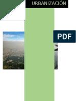 urbanización (argumento)