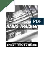 Gains Tracker (HARDCORE)