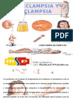 Preclampsia y Eclampsia Diapos Luisa