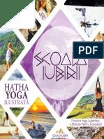 Hatha Yoga - carte ilustrata pentru incepatori