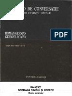 Ghid de Conversatie German - Roman