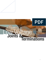 Low Voltage Joints and Terminations