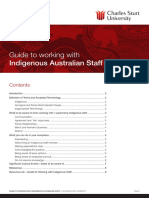 Guide for Working With Indigenous Australian Staff WEB