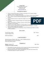 Jobswire.com Resume of obeycece