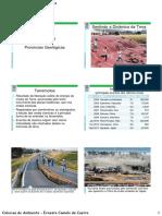 Ciencias Do Ambiente 05 Sismi e Provin Geo