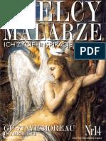 14 - Gustave MOREAU (1826-1898) i SYMBOLIŚCI