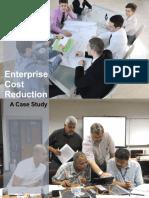 Product Cost Reduction Case Study - ExecSummary (Jeffrey Anthony Synaptic Allentown)