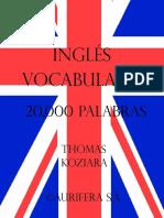 Ingles Vocabulario (Spanish Edition) - Koziara, Thomas