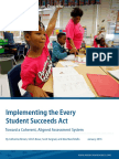 Implementing the Every Student Succeeds Act