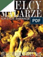 17 - Eugene Delacroix (1798-1863)