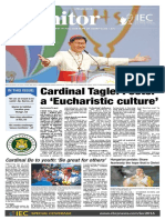 CBCP Monitor Vol. 20 No. 06