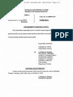 [Doc 1563 w Ex] 10-13-2015 Govt Opp to Defendant's Mtn