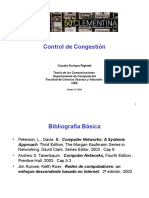 Congestion en redes