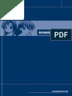 Schooldays Usermanual