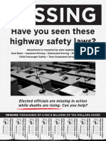 2016 Roadmap of State Highway Safety Laws