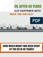 What Really Happened with War on Drugs?