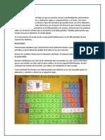 conclusin conclusin la tabla peridica - Tabla Periodica Historia Pdf