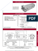 Prince Hydraulics - SPD1 Series Hydraulic Double Gear Pumps Offered by PRC Industrial Supply