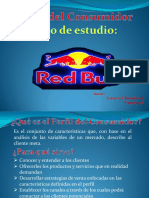 Perfil Del Consumidor Red Bull