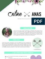 Midia Kit - Entre Anas