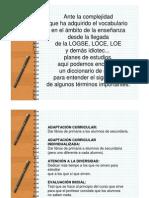 Diccionario de Ayuda Para Profes