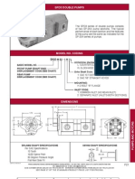 Prince Hydraulics - SPD3 Series Hydraulic Double Gear Pumps Offered by PRC Industrial Supply