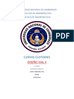 curvas clotoides