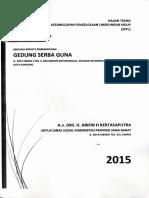 Laporan SPPL BPLH Kota Bandung - Legalisir