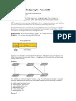 Spanning Tree Protocol (STP)