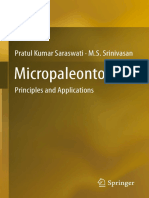 Micropaleontology, Principles and Applications [P.K. Saraswati, M.S. Srinivasan, 2016] @Geo Pedia