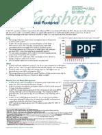 United States Ecological Footprint Factsheet