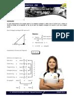 Razones Trigonométricas de Ángulos Agudos 3-4-5