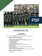 Reglamento de Valoracion Medica de Los Aspirantes a Cadetes y Policías de Linea y Servicios